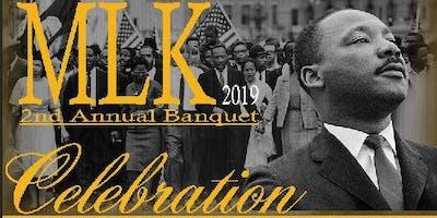 2nd Annual M.L.K. Jr. Banquet