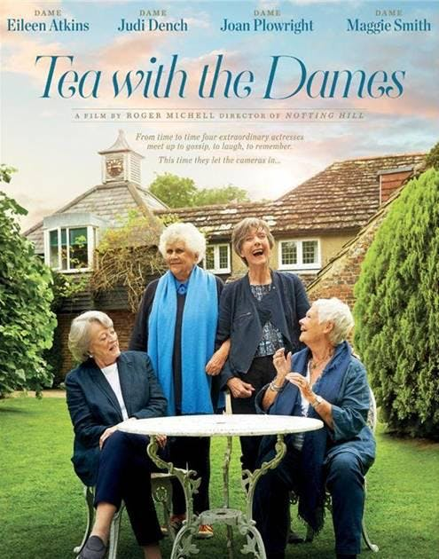 Movies @ Lane Cove Library – Tea with the Dam