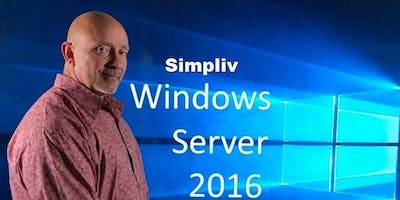 MCSA Microsoft Windows Server 2016 (70-740) Certification Course - Simpliv
