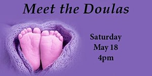 Meet the Doulas May 18, 2019