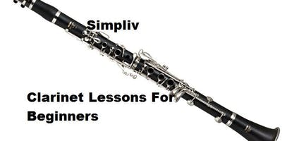 Clarinet Lessons For Beginners - Simpliv