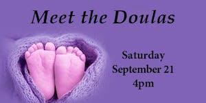 Meet the Doulas September 21, 2019