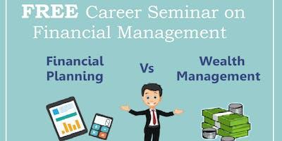 FREE Financial Management Career Seminar