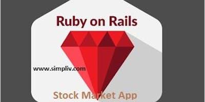 Ruby On Rails: Stock Market App - Simpliv