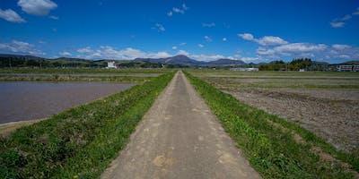 Sendai Countryside Cycling Tour, 7/20 田園風景を楽しむバイリンガルサイクリング体験会