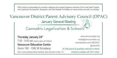 Cannabis Legalization & Schools