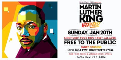 Martin Luther King Weekend