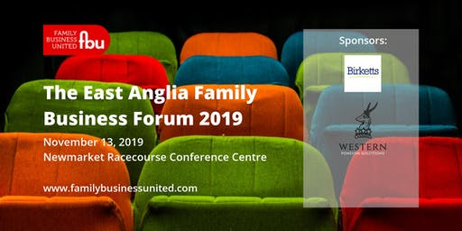 East Anglia Family Business Forum 2019