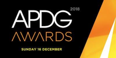 8th Annual Australian Production Design Guild Awards 2018