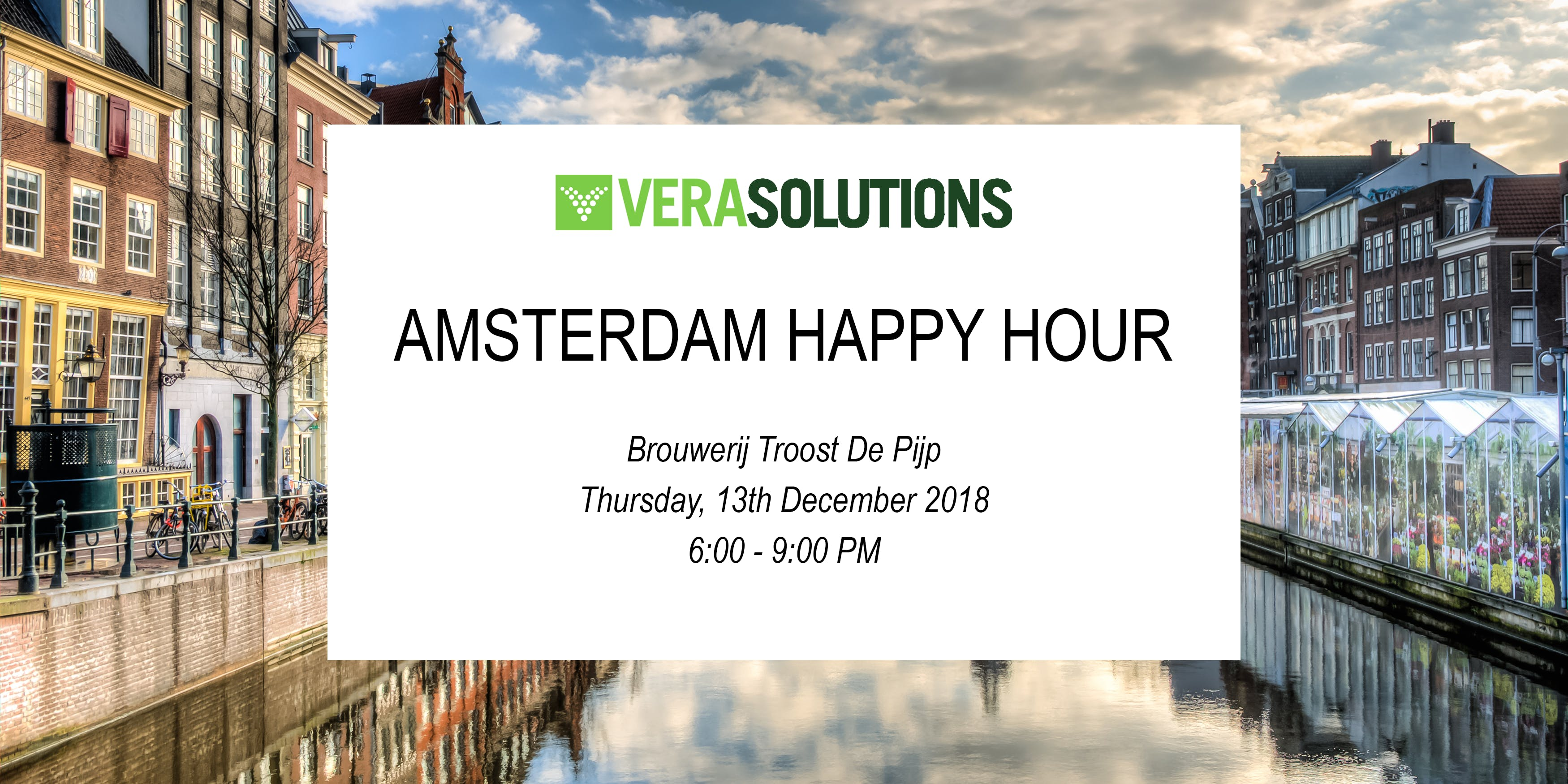 Amsterdam Happy Hour