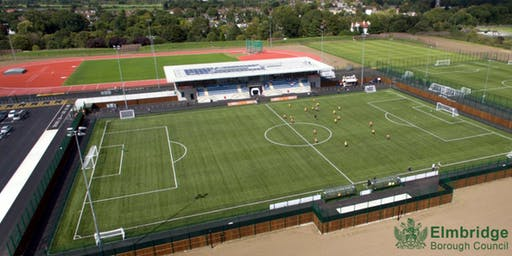 ELMBRIDGE CORPORATE 7 A-SIDE FOOTBALL TOURNAMENT 2019