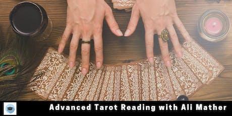Advanced Tarot Reading  tickets