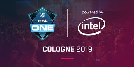 ESL One Cologne 2019 tickets