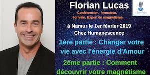 Conférence et atelier Magnétisme Florian Lucas
