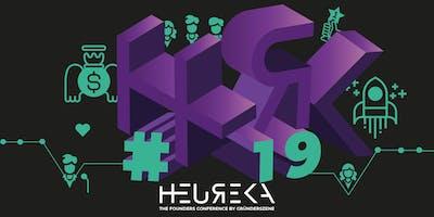HEUREKA Founders Conference 2019 by Gründerszene