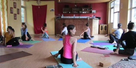 Mid week Yoga tickets