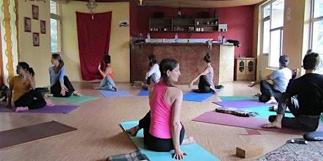 Mid week Yoga tickets