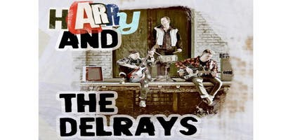 Harry & the Delrays Rockabilly live im Chevy´s.  Eintritt frei