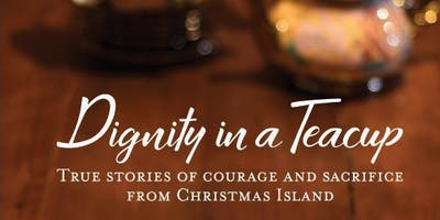 Book Launch. Dignity in a Teacup   By Christine Cummins