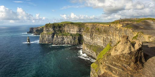 Cliffs Of Moher, the Burren and Galway Tour From Dublin (May19-Aug19)