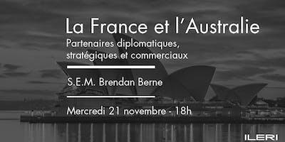 La France et l'Australie   S.E.M. Brendan Berne   Conférence