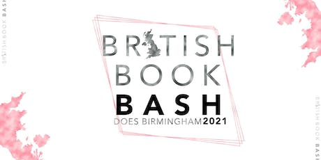 British Book Bash does BIRMINGHAM 2021 tickets