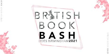 British Book Bash does BIRMINGHAM 2021 tickets