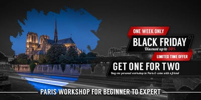 Black Friday Special Offer : Personal Paris Photog