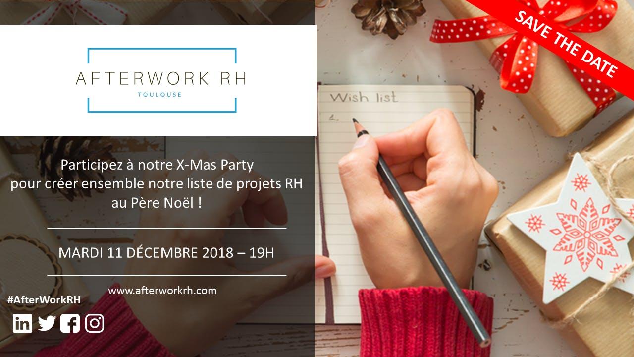 Afterwork RH Toulouse - Mardi 11 Décembre - P