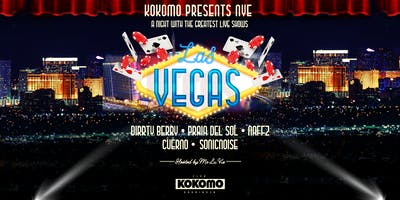 Club Kokomo Presents NYE: Las Vegas