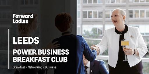Leeds Power Business Breakfast Club - August