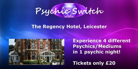 Psychic Switch - Leicester tickets