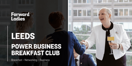 Leeds Power Business Breakfast Club - September tickets