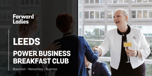 Leeds Power Business Breakfast Club - September