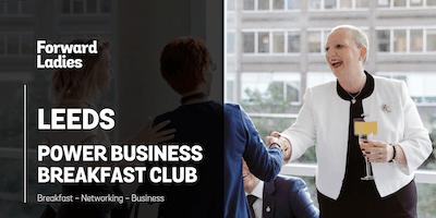 Leeds Power Business Breakfast Club - November