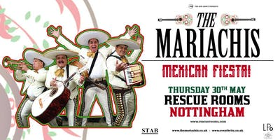 The Mariachis' Mexican Fiesta! (Rescue Rooms, Nottingham)