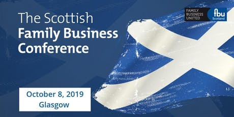 The Scottish Family Business Conference 2019 tickets