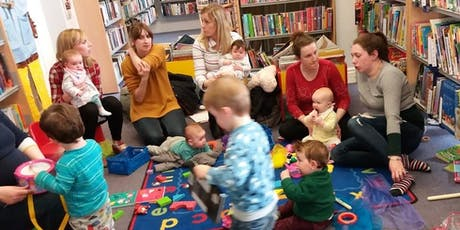 Hucclecote Library- Baby Bounce and Rhyme tickets
