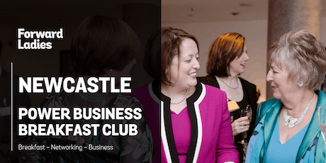 Newcastle Power Business Breakfast Club - December tickets
