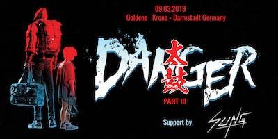 Cyberpunk Night: Danger and Sung Live