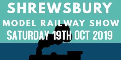 SHREWSBURY MODEL RAILWAY SHOW