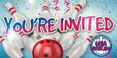 USA Youth Bowling Blastoff - FREE Family Fun Day - El Cajon, CA