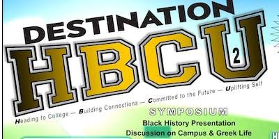 2018 Destination HBCU: Now What? Symposium 4