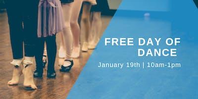 Free Day of Dance @ Lonestar Dance Center