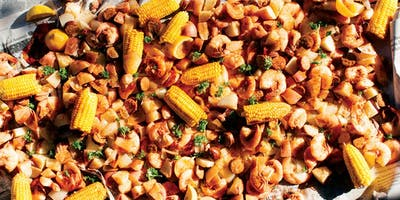 Low Country Boil Benefit Night!