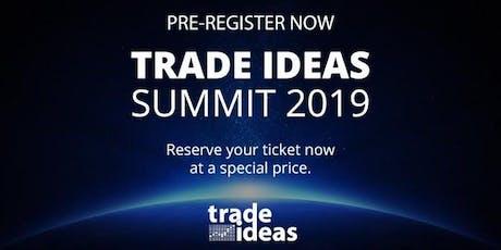 Trade Ideas Summit 2019 tickets