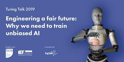 London Turing Talk 2019