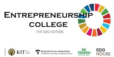 Entrepreneurship College - SDG 17: Partnerships for the Goals