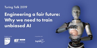 Manchester Turing Talk 2019