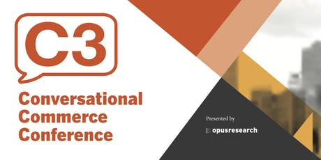 2019 Conversational Commerce Conference  tickets